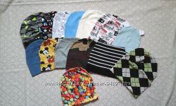 Шапочки или наборы, большой выбор ткани