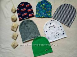 Комплекты, шапочки стильным деткам много вариантов, шапка бини