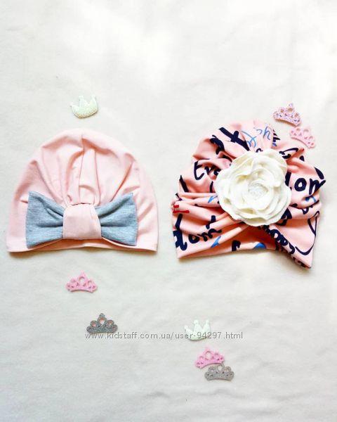 Шапка-чалма или тюрбан, лето , весна, осень и другие модели шапочек