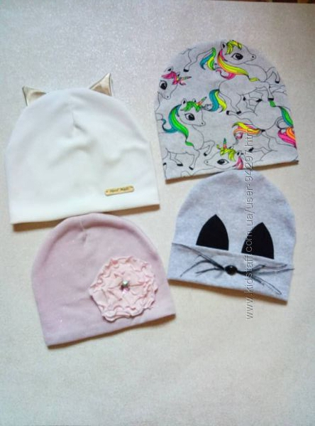 Стильные , модные шапочки на любой вкус и возраст