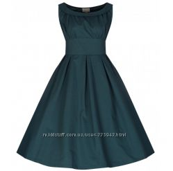 Винтажное платье в стиле 50х