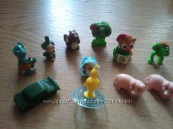 игрушки с киндеров