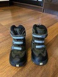 Очень стильные зимние ботиночки