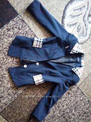 Пиджак рукав 34 новый