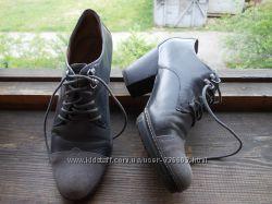 d1a531fda Полуботинки кожаные монарх р. 39 полномер, 350 грн. Женские ботинки ...
