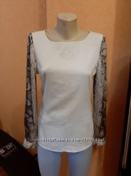 Блузка очень крутая и стильная