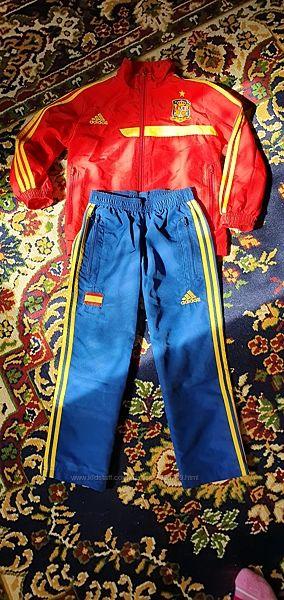 Спортивный костюм на мальчика adidas оригинал