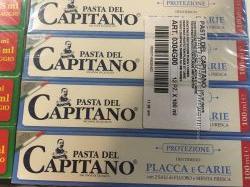Зубная паста Del Capitano