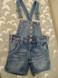 Комбинезон-шорты H&M размер 98