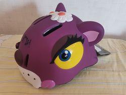 Новый шлем Crazy Safety, р. XS-S, нюанс