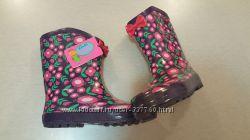 Резиновые сапоги для девочки Испания