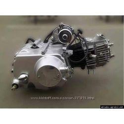 Двигатель 110 полуавтомат