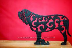 Фигурки собак для декора cувенир подарок украшение собака