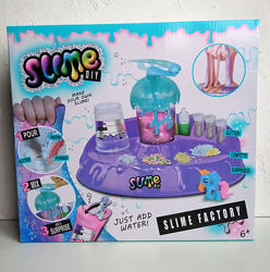 Набор для создания слайм Factory slime фабрика лизунов My little pony пони