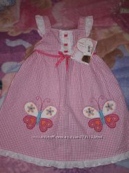 плаття - сарафан із США  6т