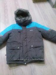Зимняя куртка Lenne 110 р.
