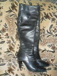 Сапоги зима, кожаные, очень хорошее состояние.