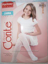 Нарядные колготки Сonte-kids Laura