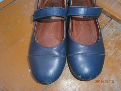 Кожаные туфельки  ТМ Шалунишка