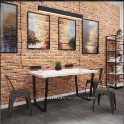 Стол обеденный. Мебель в стиле Loft