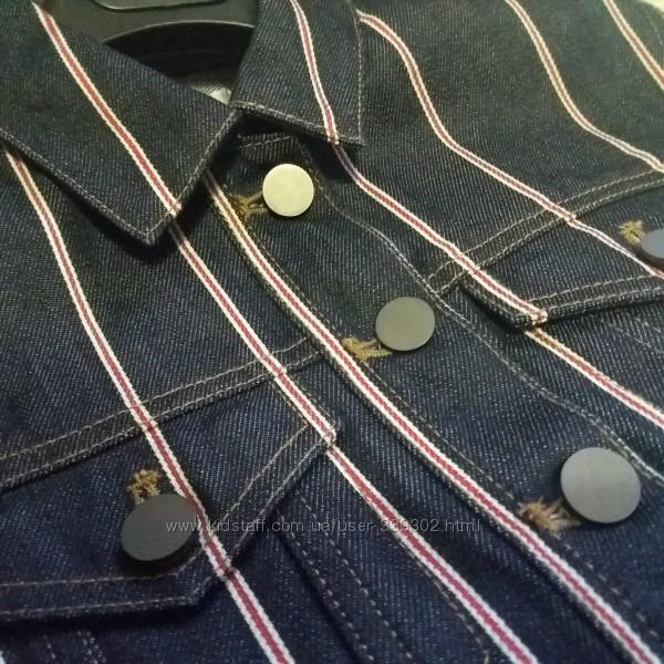 джинсовая куртка от Alexander Wang  оригинал