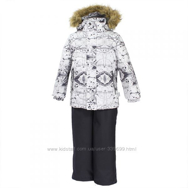 Зимние комплект Huppa Fashion DANTE для мальчиков
