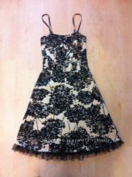 Нереальное платье Tuchhuzy в красивейший актуальный принт