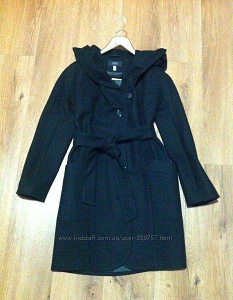 Новое кашемировое пальто  модель Hugo Boss