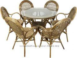 Комплект мебели из натурального ротанга VIP