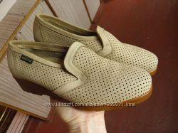 Чудесные ортопедические туфли из натуральной кожи 36-37 размер Франция
