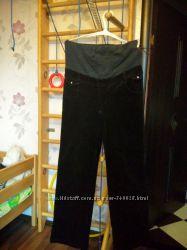 Штаны для беременных  вельветовые. Торг