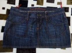 Джинсовая юбка Motor jeans