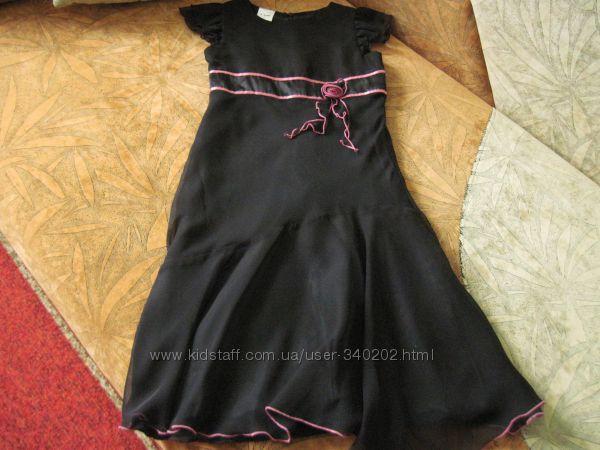 Нежный, нарядный сарафан на 8-9л. George. Нарядное платье 8-10л. Ladybird