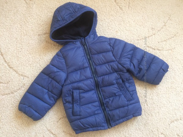Демисезонная курточка 74-80р.