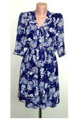 8729dc0e162 Шифоновое платье с цветочным принтом