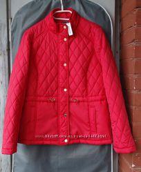 Куртка на холодную осень на синтепоне, приталенная