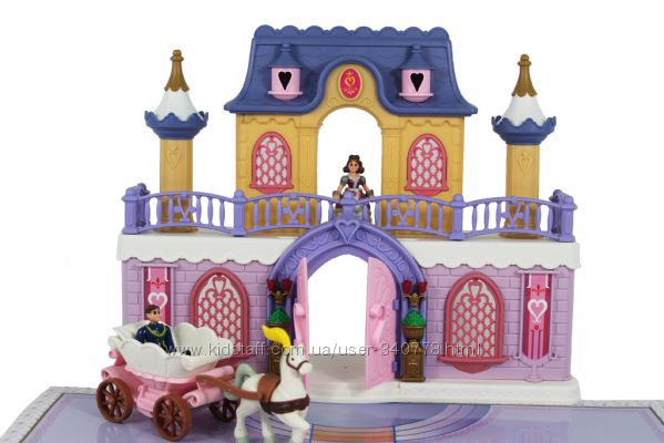 Игра Keenway Дворец маленькой принцессы 32905