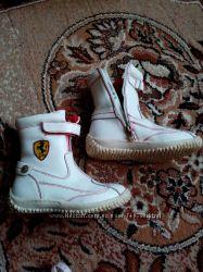 Зимние ботиночки BG 32, 21см