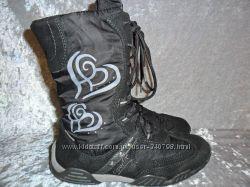 Зимние термо сапоги  SUPERFIT р. 33 Gore-tex