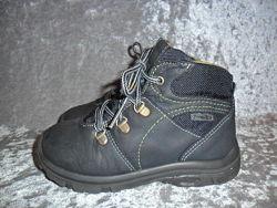 Кожаные деми термо ботинки  RICOSTA и MEXX  р. 27