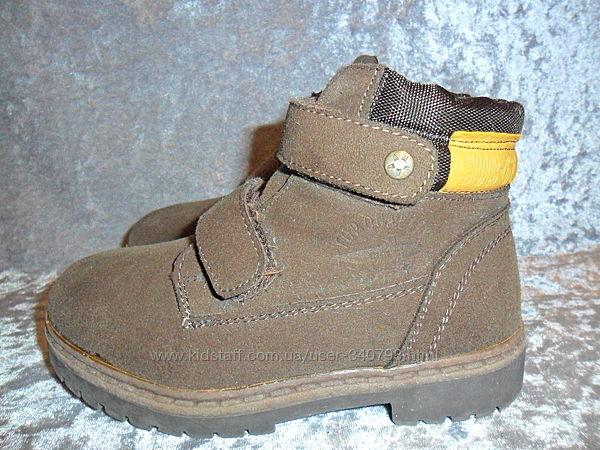 Деми термо ботинки Bobbi Shoes  р.29