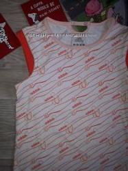 Adidas Красивая футболочка р 146-152 см