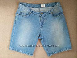 Фирменные джинсовые шорты Staff W34 L 34