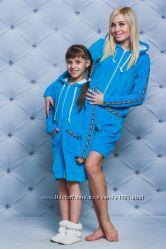 Велюровые короткие халаты Love Разные цвета и размеры