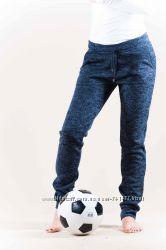 Теплые штаны на флисе зимние 3 цвета р. 42-50