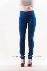 Леггинсы из джинсовой ткани  р. 40-52 арт. 041
