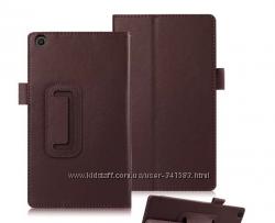Чехол Бампер для планшета Asus Zenpad C 7. 0 темно - коричневый в наличии