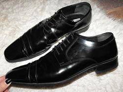 Оригинал туфли Alberto Tabacci полностью нат кожа 45р