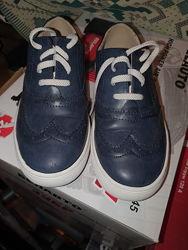 Туфли кожаные Bata 32 р