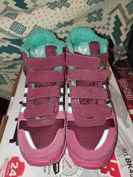 Зимние ботинки  Adidas 31 размер